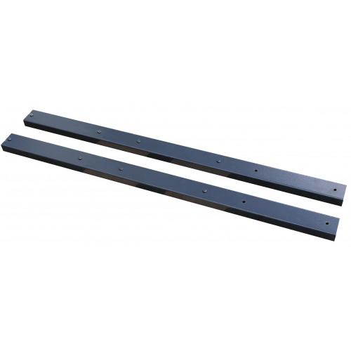 Držiak perforovanej steny alebo skrinky nad pracovnný stôl
