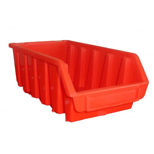 Plastová vanička malá - červená