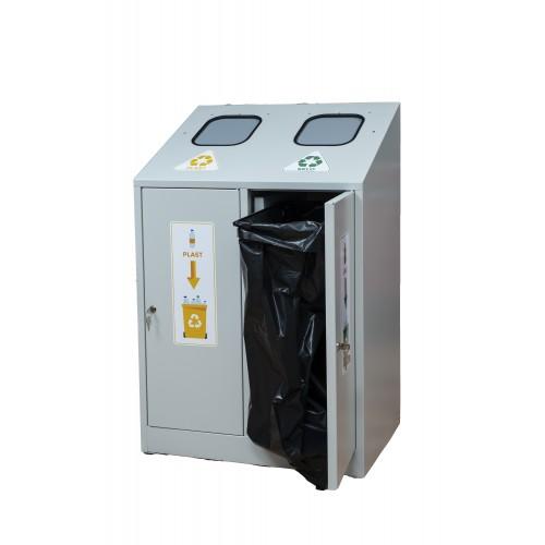 Skrinka na separovanie odpadu - 2 dielna