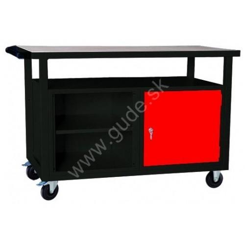 Pracovný stôl P1200T na kolieskach