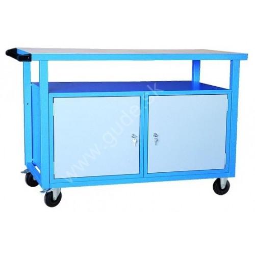 Pracovný stôl P1200TT na kolieskach