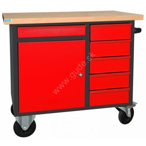 Pojazdný pracovný stôl ROTINO