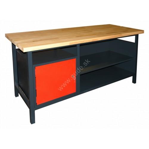 Pracovný stôl 1700 D