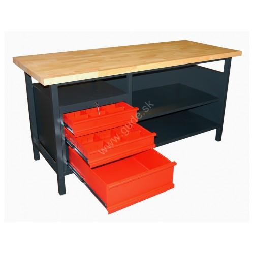 Pracovný stôl 1700 Z