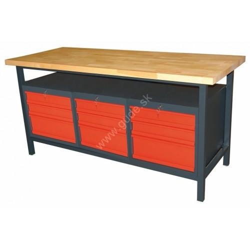 Pracovný stôl 1700 ZZZ