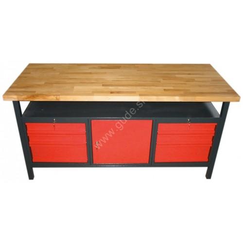 Pracovný stôl 1700 ZDZ