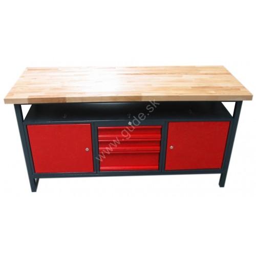 Pracovný stôl 1700 DZD