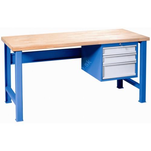 Pracovný stôl VARIANT Z3 1500