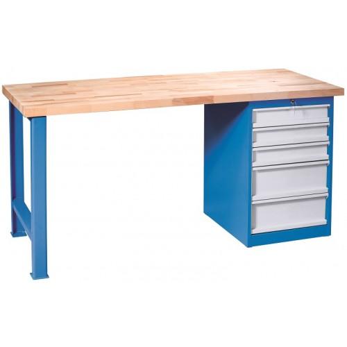 Pracovný stôl VARIANT Z5 1500