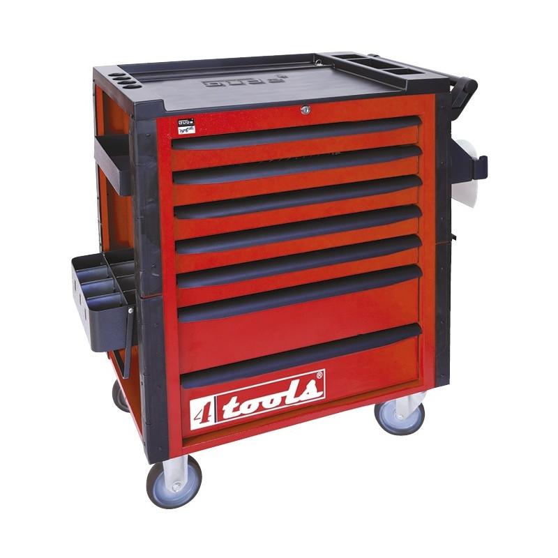 Vozík na náradie 4 tools