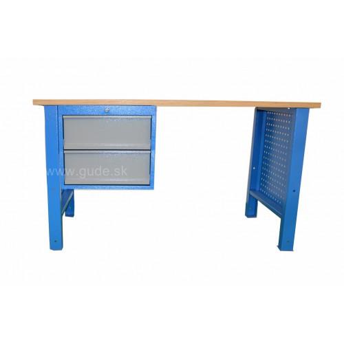 Pracovný stôl s doskou Multiplex