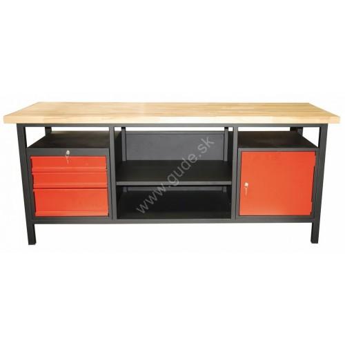 Pracovný stôl 1700 ZPD